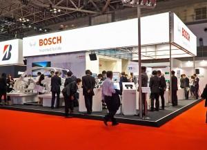 Tokio 2015: Bosch setzt auf 48V und autonomes Fahren. © spothits/Auto-Medienportal.Net/Bosch