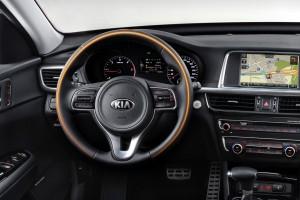 Kia Optima: Erfrischend. © spothits/Auto-Medienportal.Net/Kia