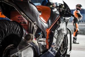 KTM RC16: ROLL-OUT DES MOTOGP-BIKES! © spothits/Platzer Philip