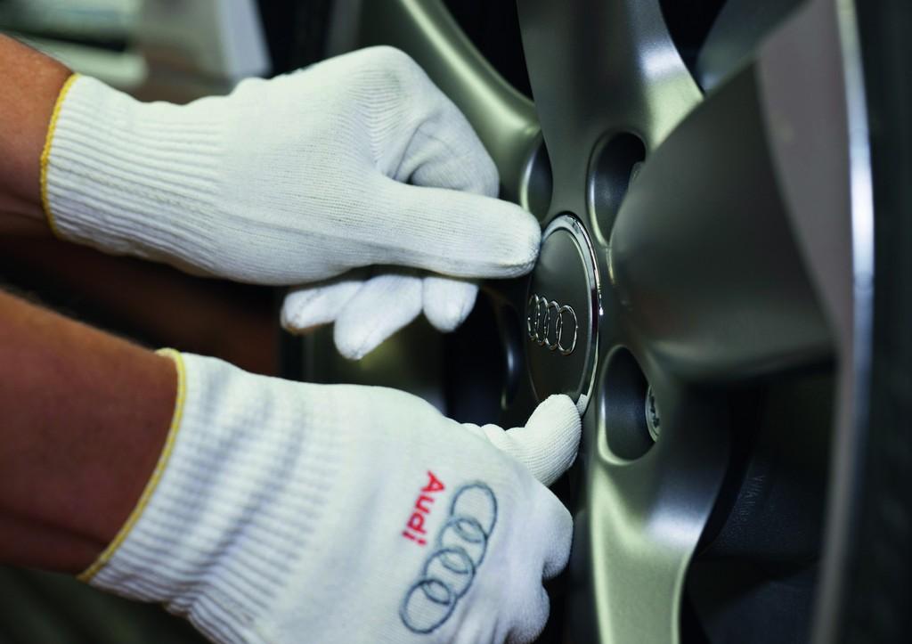 Audi steigert Auslieferungen. © spothits/Auto-Medienportal.Net/Audi