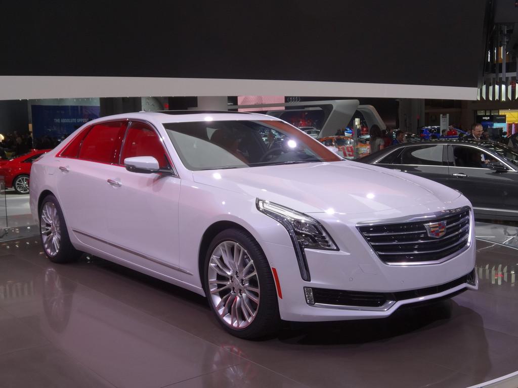 Magna hilft Cadillac beim Abspecken. © spothits/Auto-Medienportal.Net