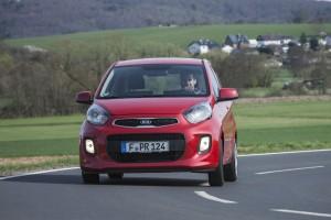Kia Picanto mit Null-Prozent-Finanzierung © spothits/Auto-Medienportal.Net/Kia