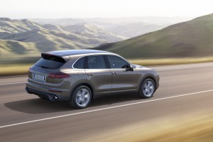 Porsche stoppt Cayenne-Verkauf in den USA. © spothits/Auto-Medienportal.Net/Porsche