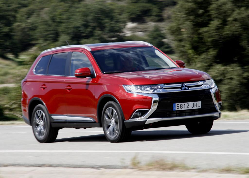 Mitsubishi Outlander beliebtester Plug-in-Hybrid in Deutschland. © spothits/Auto-Medienportal.Net/Busse