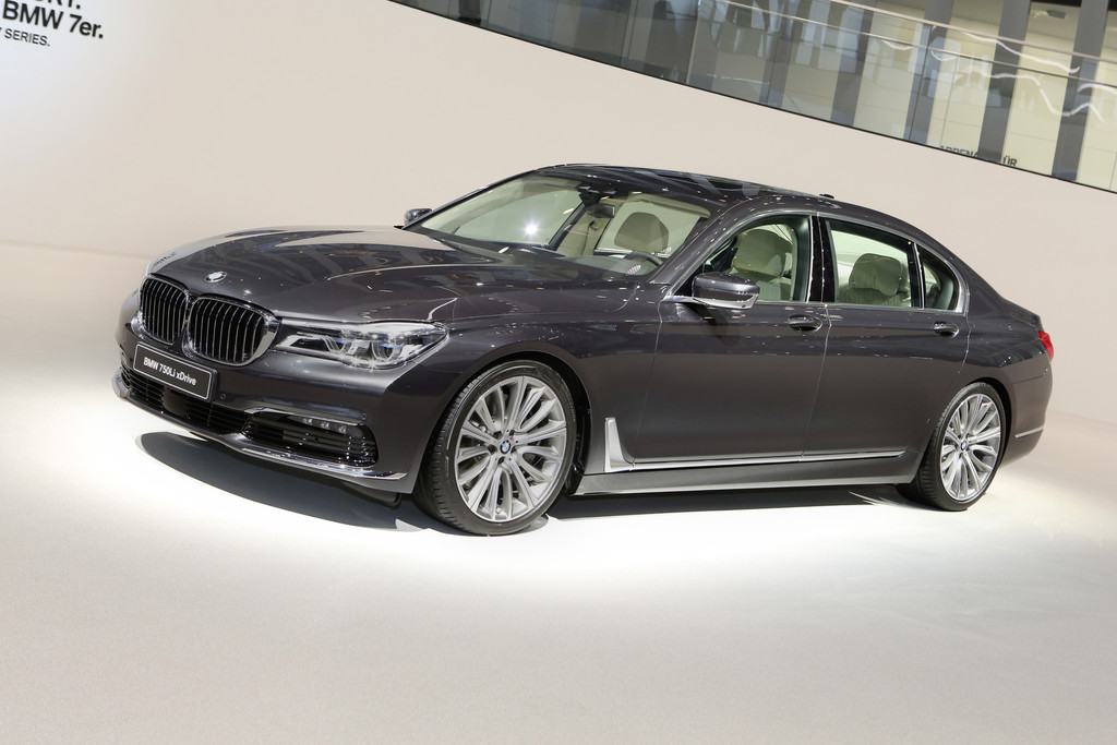 BMW erwartet Rückenwind fürs Gesamtjahr. © spothits/Auto-Medienportal.Net/Thomas Bräunig