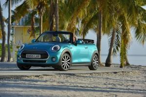 Mini startet Marketingkampagne für das Cabrio. © spothits/Auto-Medienportal.Net/BMW