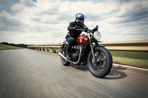 EICMA 2105: Triumph Bonneville bekommt mehr Hubraum. © spothits/Auto-Medienportal.Net/Triumph