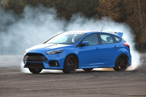 Ford dokumentiert die Focus-RS-Entwicklung online. © spothits/Auto-Medienportal.Net/Ford