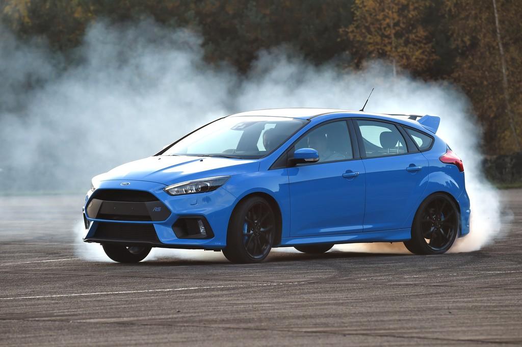 Ford dokumentiert die Focus-RS-Entwicklung online. © spothits/Auto-Medienportal.Net/Ford