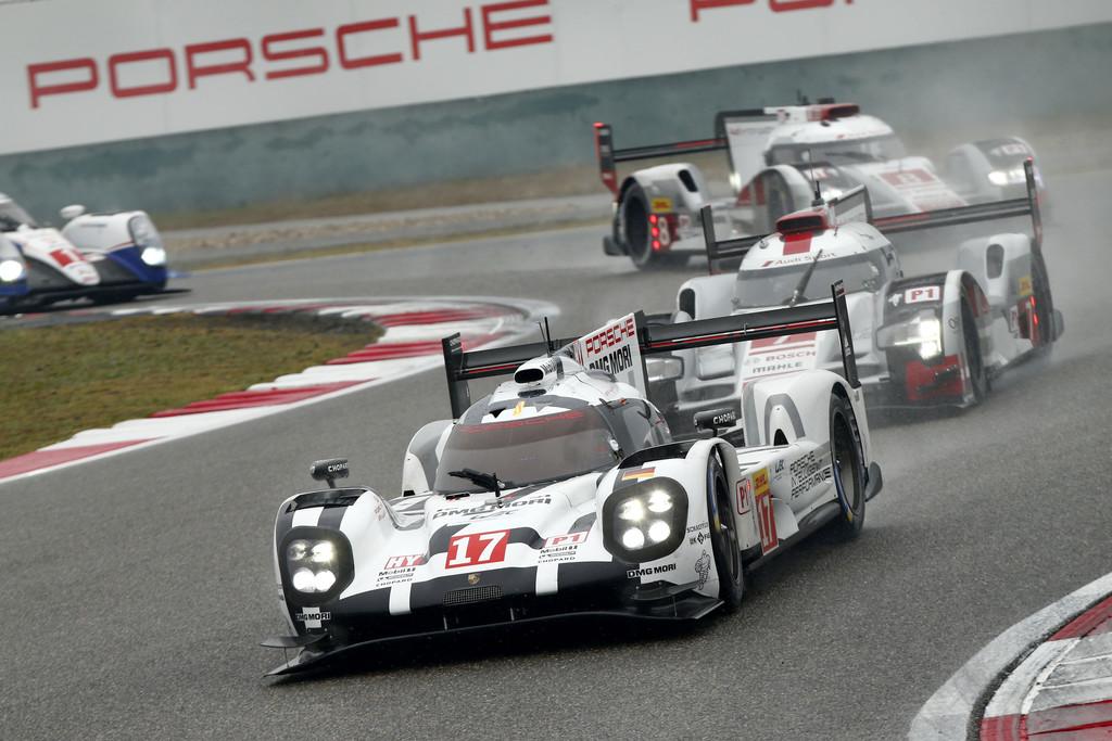 Porsche ist Langstrecken-Weltmeister. © spothits/Auto-Medienportal.Net/Porsche