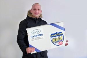 Held der Straße: 33-jähriger Brandenburger rettet Motorradfahrer. © spothits/Auto-Medienportal.Net/AvD