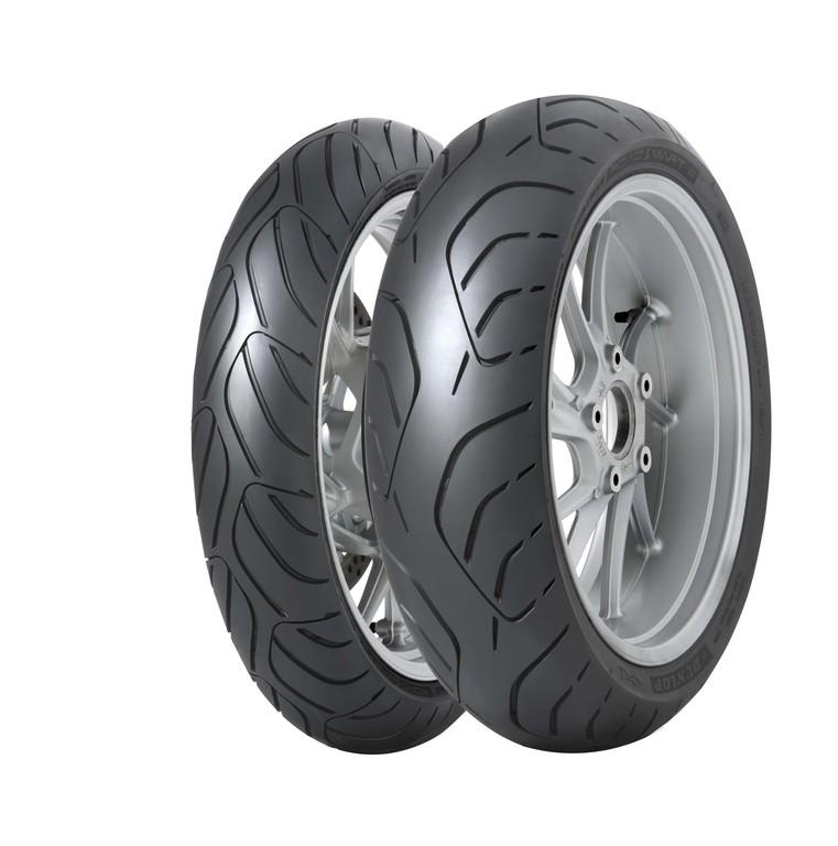 Neuer Sporttouring-Reifen von Dunlop. © spothits/Auto-Medienportal.Net/Dunlop