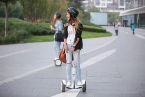 Knielenker von Segway kommt Ende des Jahres. © spotits/Auto-Medienportal.Net/Segway