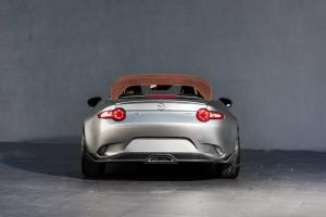 Mazda MX-5 als Spyder und Speedster. © spothits/Auto-Medienportal.Net/Mazda