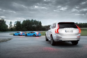 Volvo XC90 auf Wunsch mit Performance-Paket. © spothits/Auto-Medienportal.Net/Volvo