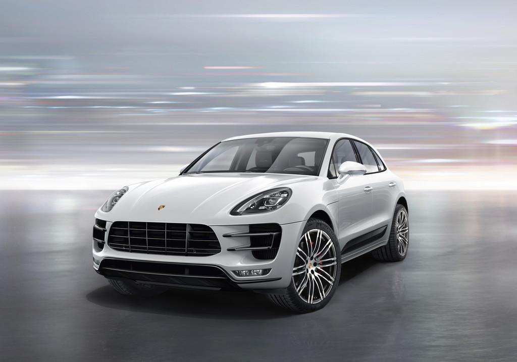 Porsche wertet den Macan auf. © spothits/Auto-Medienportal.Net/Porsche