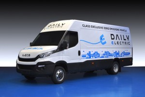 Iveco Daily wird elektrisch. © spothits/Auto-Medienportal.Net/Iveco