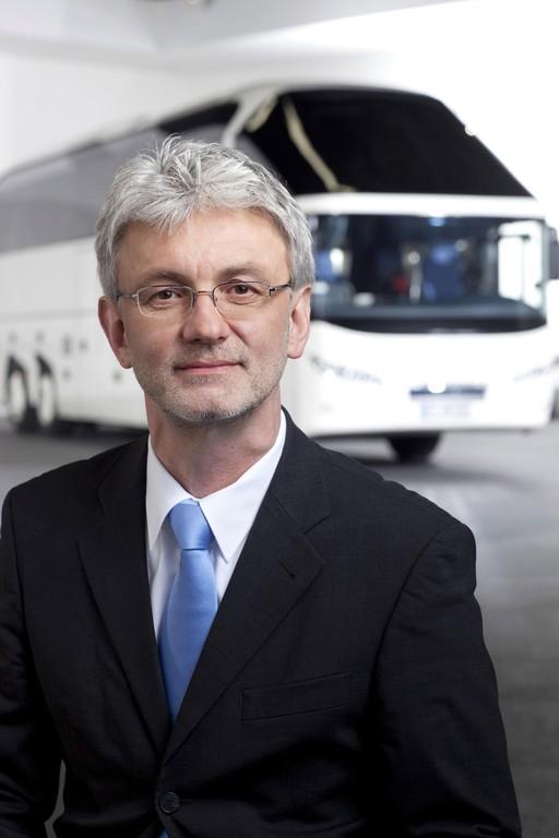 Maierhofer verlässt MAN. © spothits/Auto-Medienportal.Net/MAN