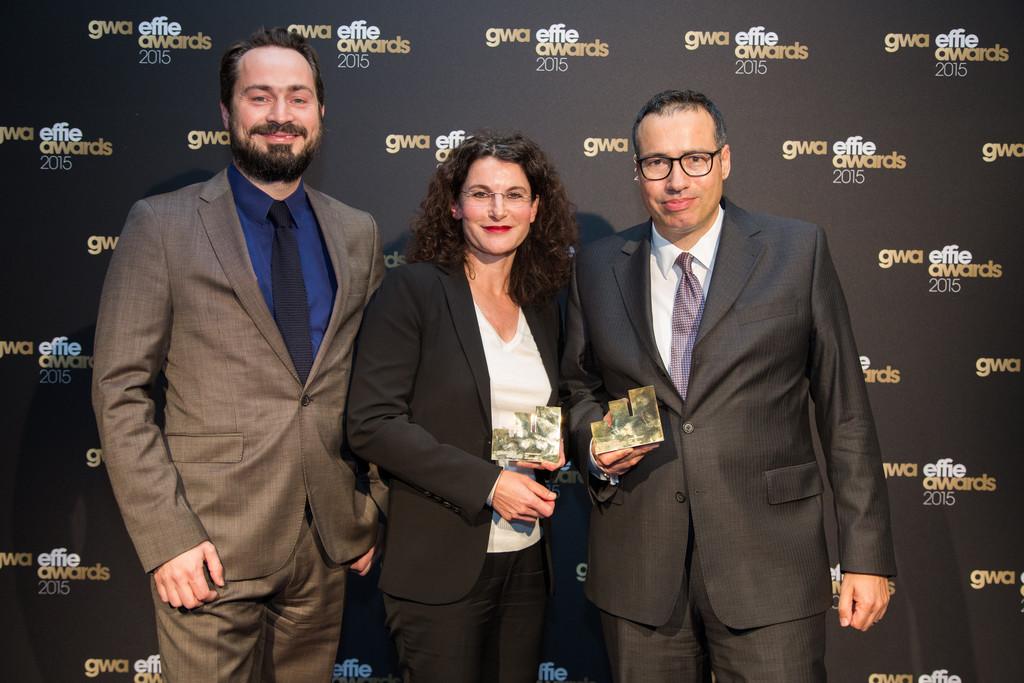 Opel erhält Auszeichnung für Werbekampagne. © spothits/Auto-Medienportal.Net/Opel