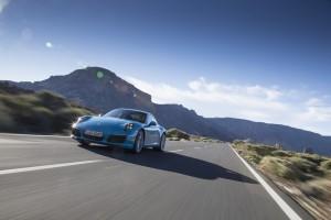 Porsche 911 Carrera: Die Ausnahme wird zur Regel. © spothits/Auto-Medienportal.Net/Wollstein