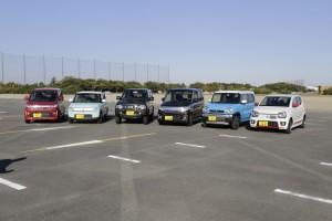"""Mit dem """"Kaninchen"""" unterwegs: Taugen Kei-Cars auch für Europa? © spothits/Auto-Medienportal.Net/Suzuki"""