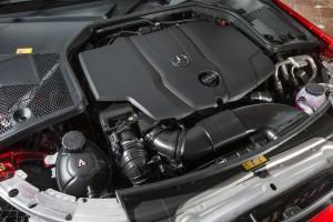 Mercedes-Benz C-Klasse Coupé: Ritterschlag © spothits/Auto-Medienportal.Net/Lindlahr