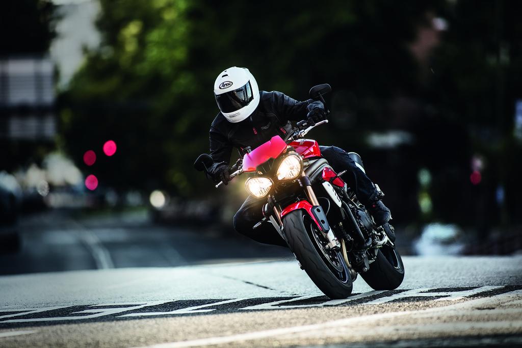 EICMA 2015: Triumph Speed Triple mit umfangreichen Verbesserungen. © spothits/Auto-Medienportal.Net/Triumph