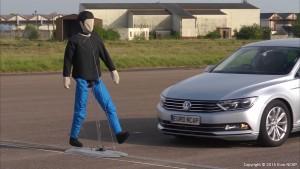 Euro NCAP testet künftig auch Fußgängererkennung. © spothits/Auto-Medienportal.Net/Euro NCAP