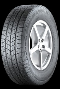 Continental bringt neuen Transporter-Winterreifen. © spothits/Auto-Medienportal.Net/Continental