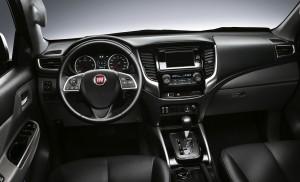 Fiat Fullback kommt auch nach Europa. © spothits/Auto-Medienportal.Net/Fiat