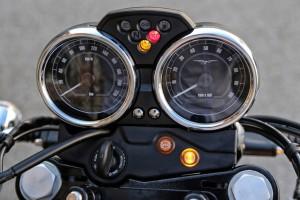 Moto Guzzi V7 II Stone: Kompakt und charaktervoll © spothits/Auto-Medienportal.Net/Moto Guzzi