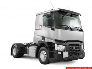 Renault T speziell für Tanktransporte. © spothits/Auto-Medienportal.Net/Renault Trucks