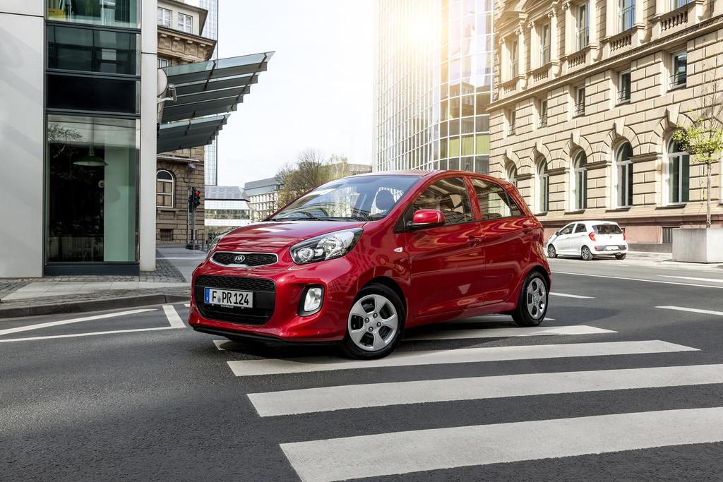 Kia Picanto in Deutschland 111 111-mal verkauft. © spothits/Auto-Medienportal.Net/Kia