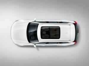 Volvo XC90: Der weiße Riese. © spothits/Auto-Medienportal.Net/Volvo