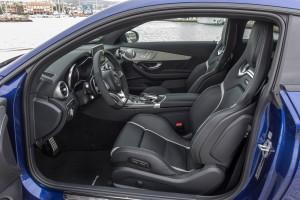 Mercedes-AMG C 63 S Coupé: Biestig. © spothits/Auto-Medienportal.Net/Daimler