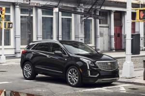 Los Angeles 2015: Cadillac kündigt neues Crossover-Modell an. © spothits/Auto-Medienportal.Net/Cadilac