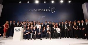 """Laureus vergibt """"Sport for Good""""-Auszeichnungen. © spothits/Auto-Medienportal.Net/Daimler"""