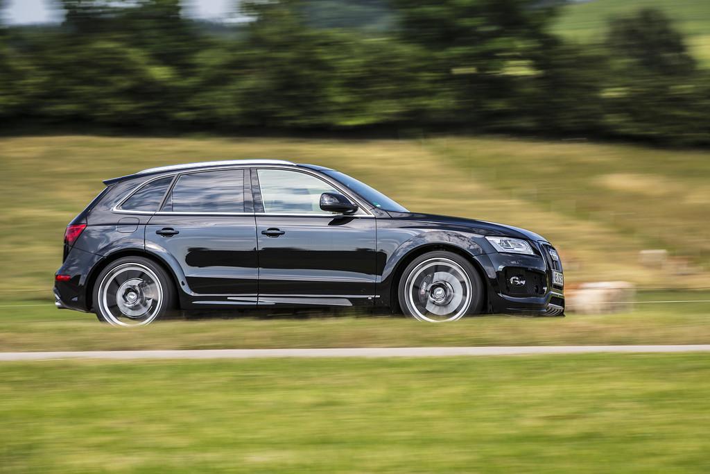 Abt zündet beim Audi SQ5 die nächste Stufe. © spothits/Auto-Medienportal.Net/Abt