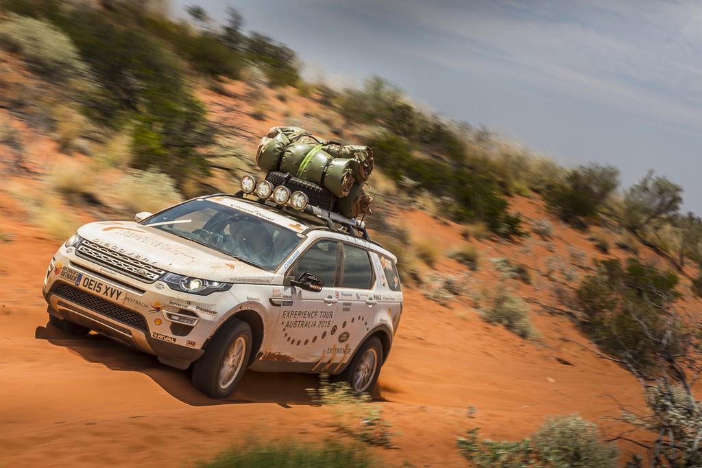 Land Rover Experience für jedermann. © spothits/Auto-Medienportal.Net/Land Rover