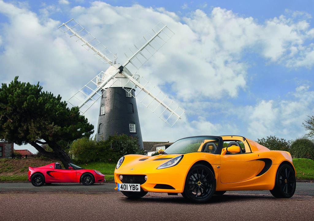 Lotus senkt Gewicht und Preis des Elise. © spothits/Auto-Medienportal.Net/Lotus