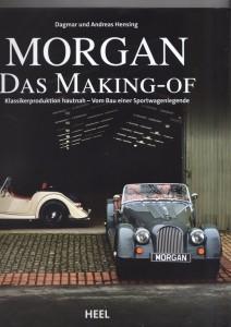 Im Bücherregal: Morgan – Handgemacht.. © spothits/Auto-Medienportal.Net