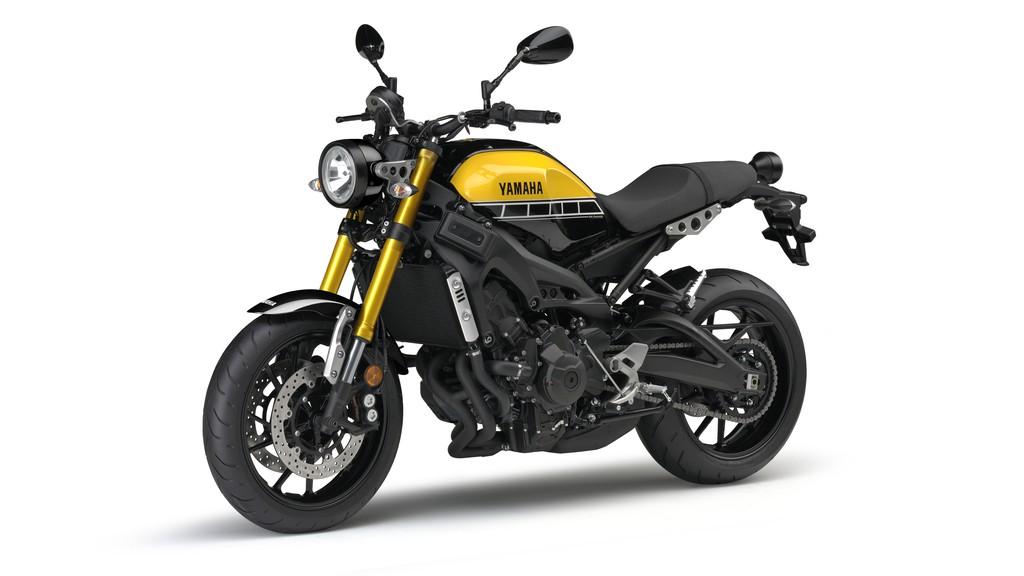 EICMA 2015: Yamaha XSR 900 kommt im März. © spothits/Auto-Medienportal.Net/Yamaha