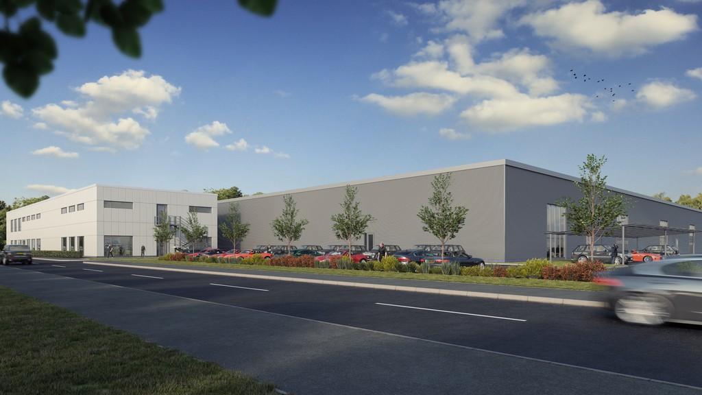 Jaguar Land Rover plant neues Test- und Entwicklungszentrum . © spothits/Auto-Medienportal.Net/Jaguar Land Rover