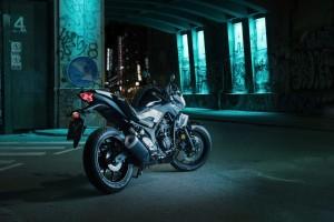 EICMA 2015: Yamaha schiebt noch eine MT dazwischen. © spothits/Auto-Medienportal.Net/Yamaha