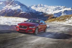 Jaguar XE bekommt Allradantrieb. ©  spothits/Auto-Medienportal.Net/Jaguar