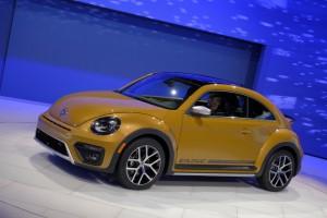 Los Angeles 2015: Mit dem Beetle ab in die Dünen. © spothits/Auto-Medienportal.Net