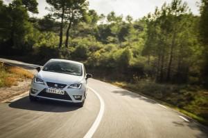 Seat Ibiza Cupra: Der Kleine sorgt für große Freude. © spothits/Auto-Medienportal.Net/Seat