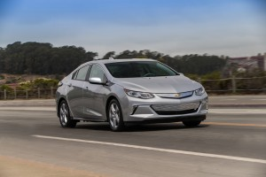 "Los Angeles 2015: Chevrolet Volt ist ""Green Car of the Year"". © spothits/Auto-Medienportal.Net/Chevrolet"
