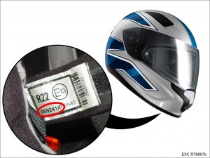 """BMW ruft Helm """"Sport"""" zurück. © spothits/Auto-Medienportal.Net/BMW"""
