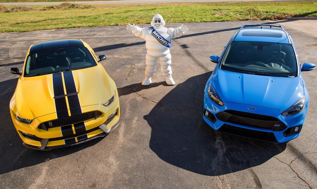 Ford setzt auf Michelin. © spothits/Auto-Medienportal.Net/Ford